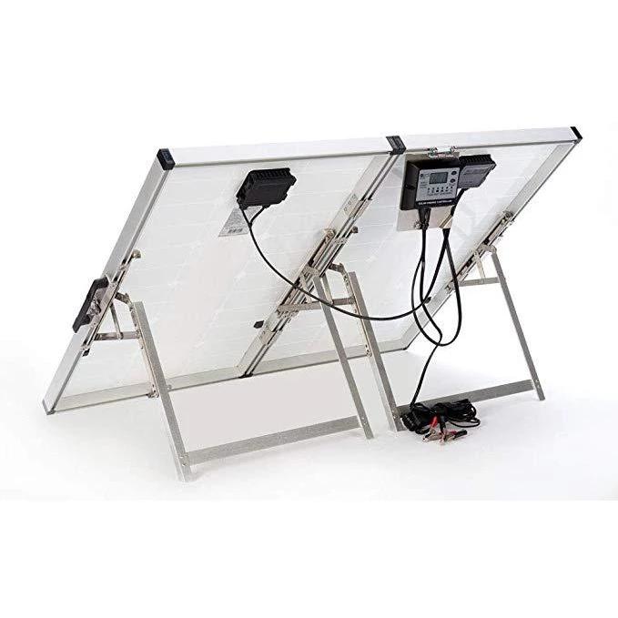 Zamp Solar 180w Portable Solar Kit Solar Panels Best Solar Panels Solar