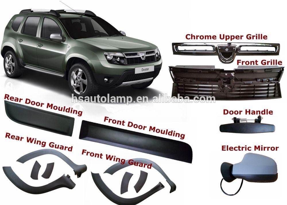 renault duster / Dacia duster auto body parts | auto body parts ...