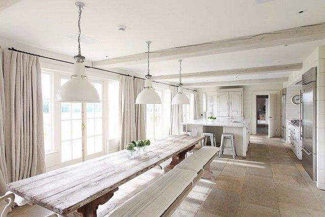 Extra Long Dining | Ideas for the House | Pinterest ...