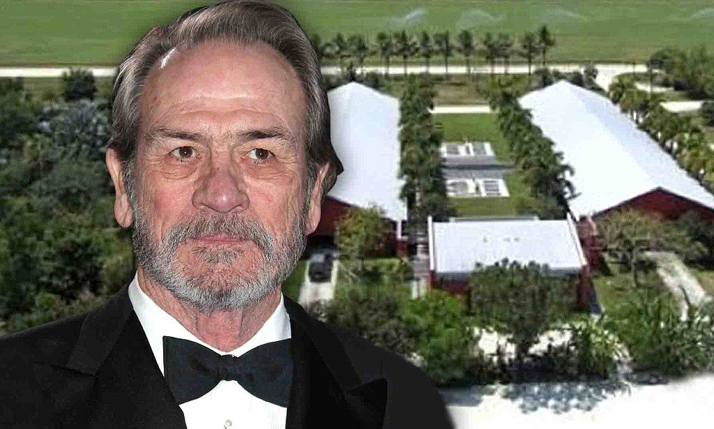 Who needs an Oscar? Tommy Lee Jones puts his 'spare' polo pony ranch on the market for almost $27 million