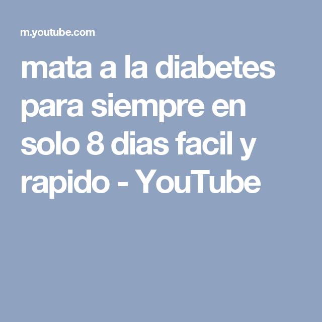 ver revertir la diabetes en 30 días en línea