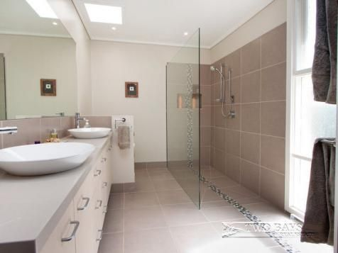 Open Shower Bathroom open shower design | bathroom | pinterest | open showers, bathroom