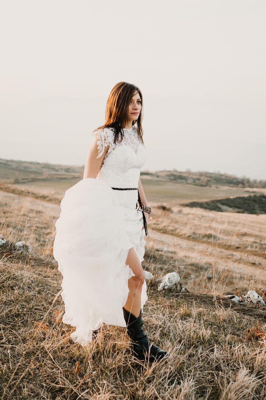 A wild bohemian bride inspiration with moon gate u persian rugs