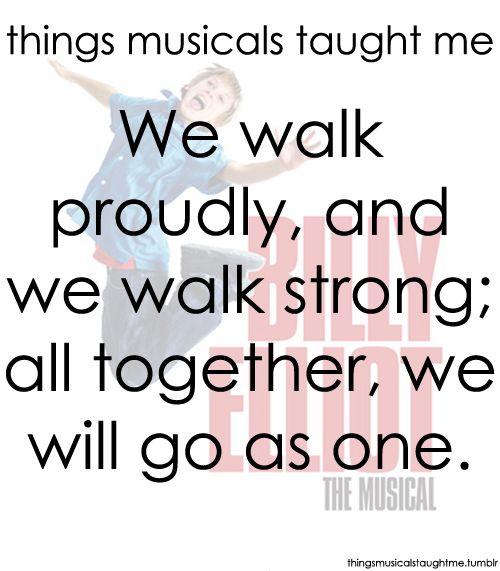 Billy Elliot Quotes (Al Jalia)