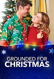 ^ Grounded for Christmas (2019) with Julianna Guill, Corey