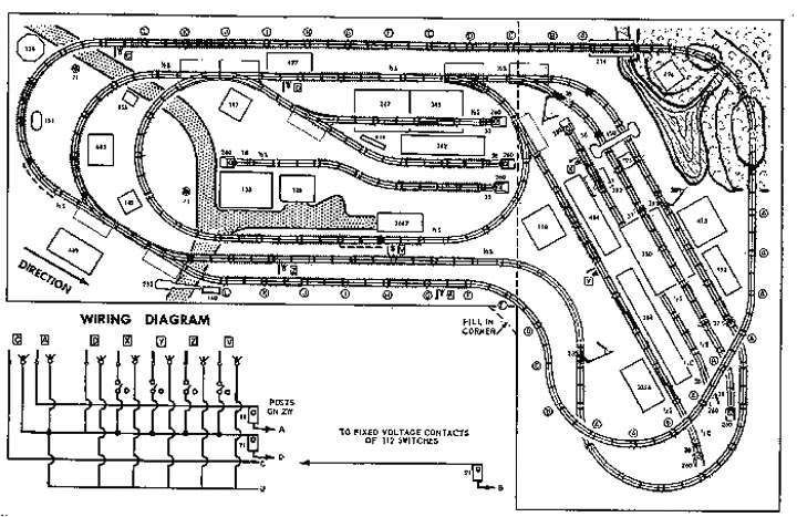 image result for lionel train track layouts model railroading Lionel Train Track Wiring image result for lionel train track layouts