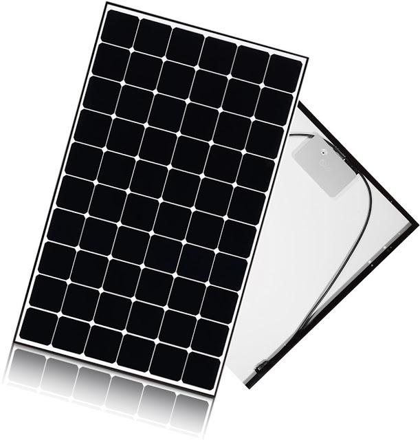 Lg Unveils High Performance Solar Panel With Integrated Micro Inverter Solar Panels Solar Solar Technology