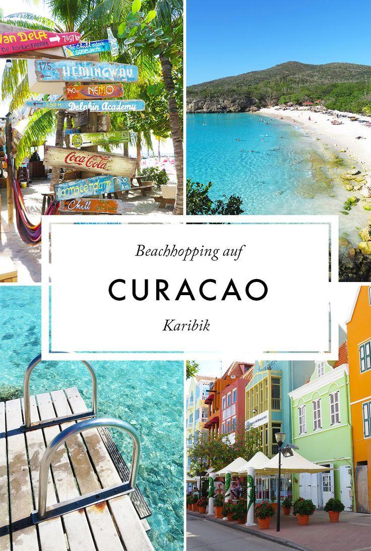 Willemstad, Curacao Reisebericht: Strandhopping und zu Fuß durch die Stadt #futuretravel