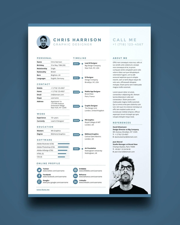 Openoffice Cv Template Resume Designer Free By Builder Best Open Office Templates Download Hojas De Vida Creativas Hoja De Vida Plantilla De Curriculum Vitae