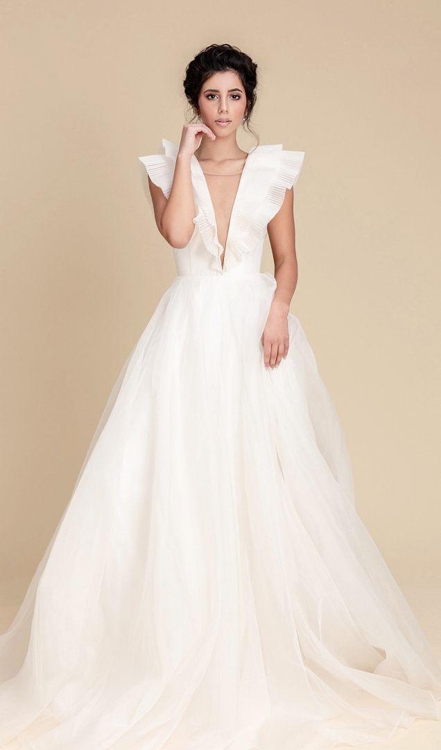 """Kleid der Woche: Brautkleid & Abendkleid """"Pleat"""" von ..."""