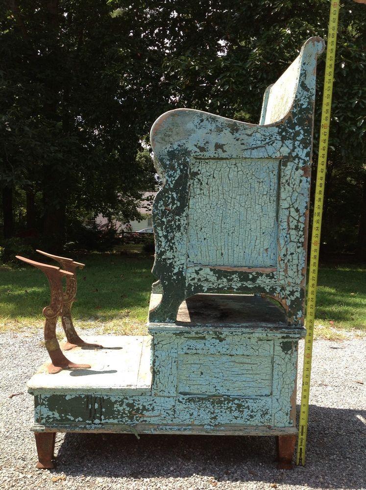 Antique Shoe Shine Stand #EmilJPaidarCompany - Antique Shoe Shine Stand #EmilJPaidarCompany Antiques Pinterest