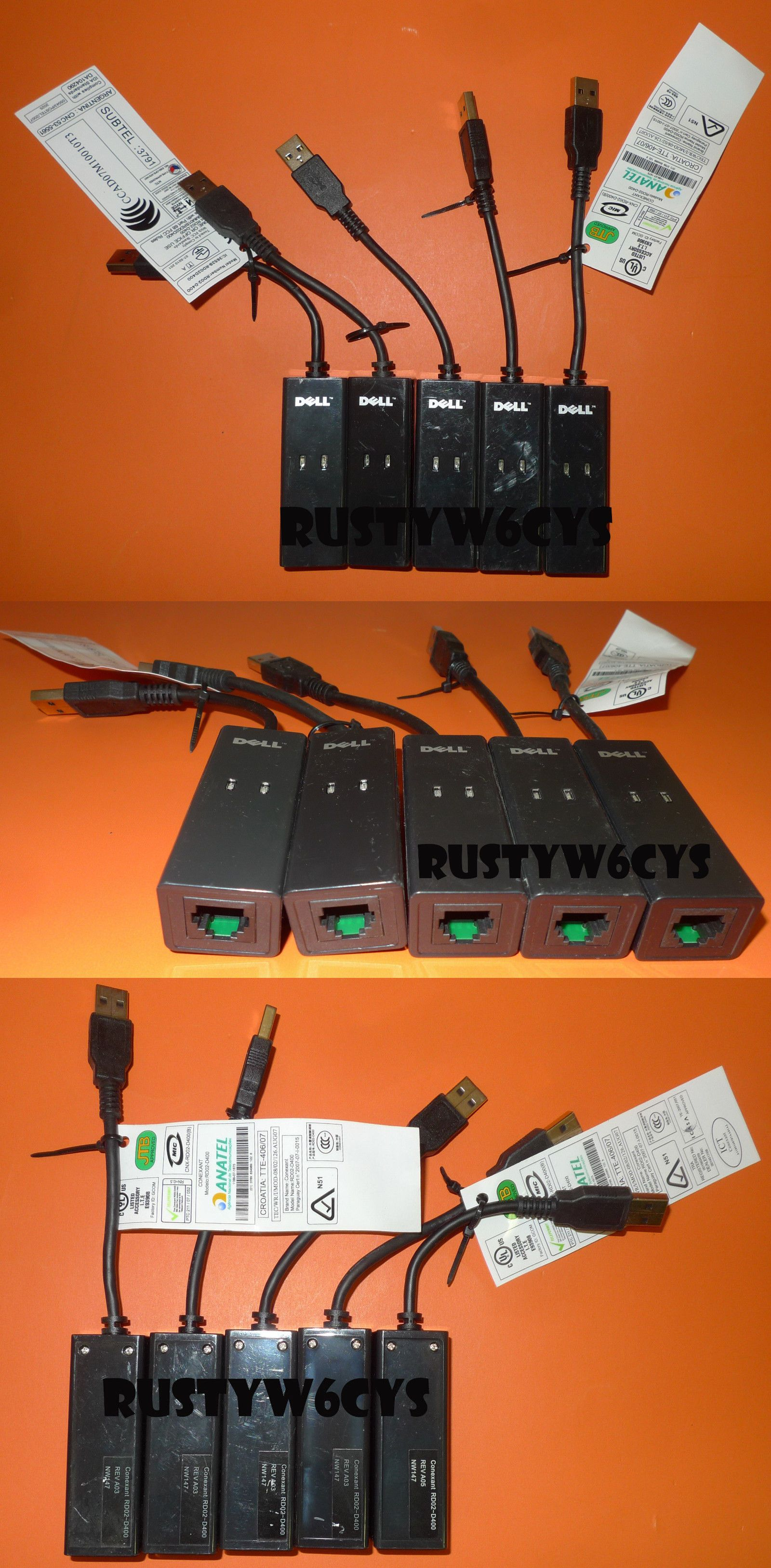 DELL CONEXANT RD02-D400 USB MODEM TELECHARGER PILOTE