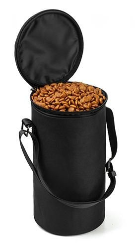 Portable Dog Food Container Dog Food Recipes Pet Food Storage Dog Food Container