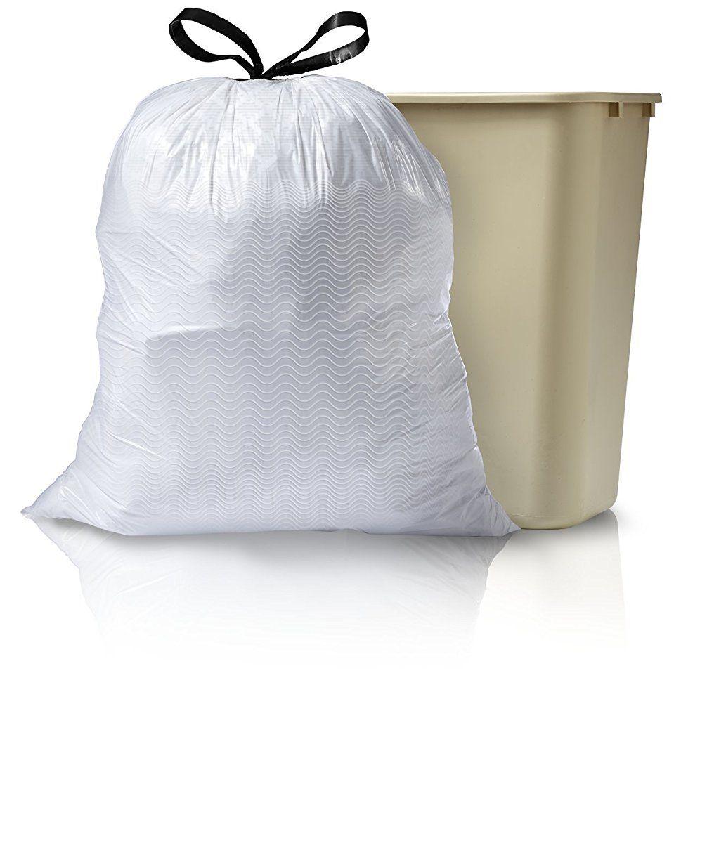Glad Tall Kitchen Drawstring Trash Bags, 13 Gallon | Trash bag ...