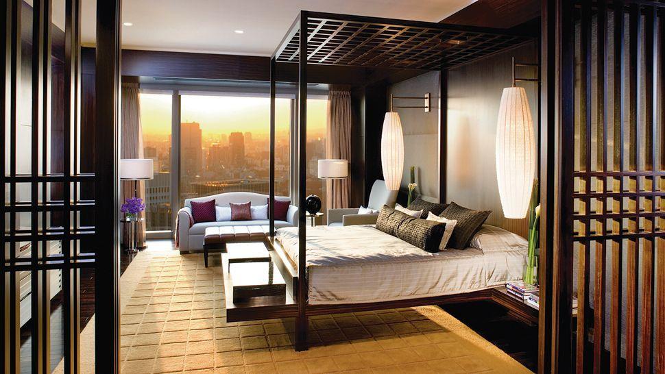 Passion For Luxury Mandarin Oriental Tokyo Japanese Bedroom Japanese Interior Design Master Bedroom Interior Design