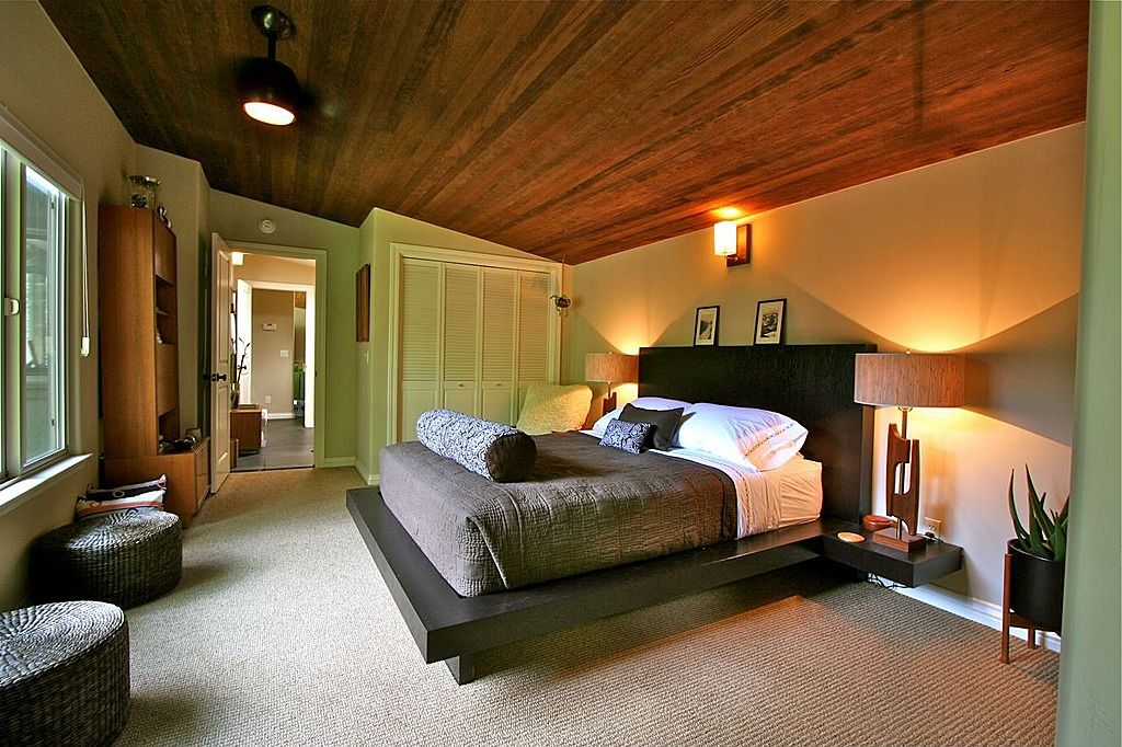 Contemporary Master Bedroom - Come find more on Zillow Digs!