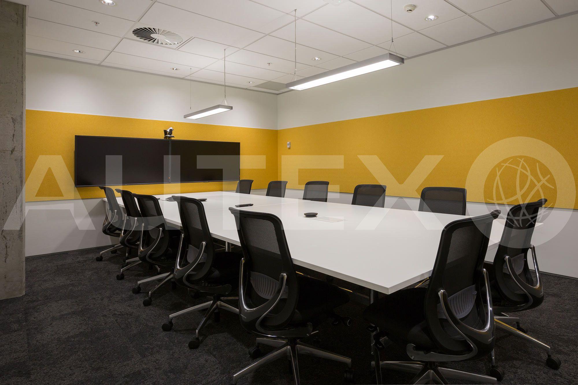 Phone room office space photos custom spaces - Office Spaces Autex Acoustics Cube Fairfax Media Wellington Nz Custom Booth
