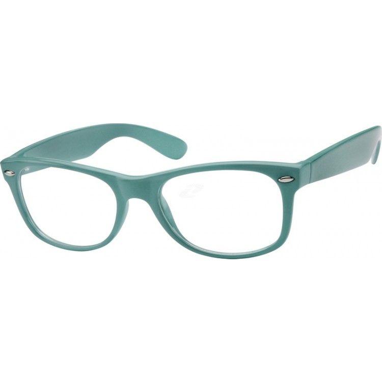 Retro Square Eyeglasses2704
