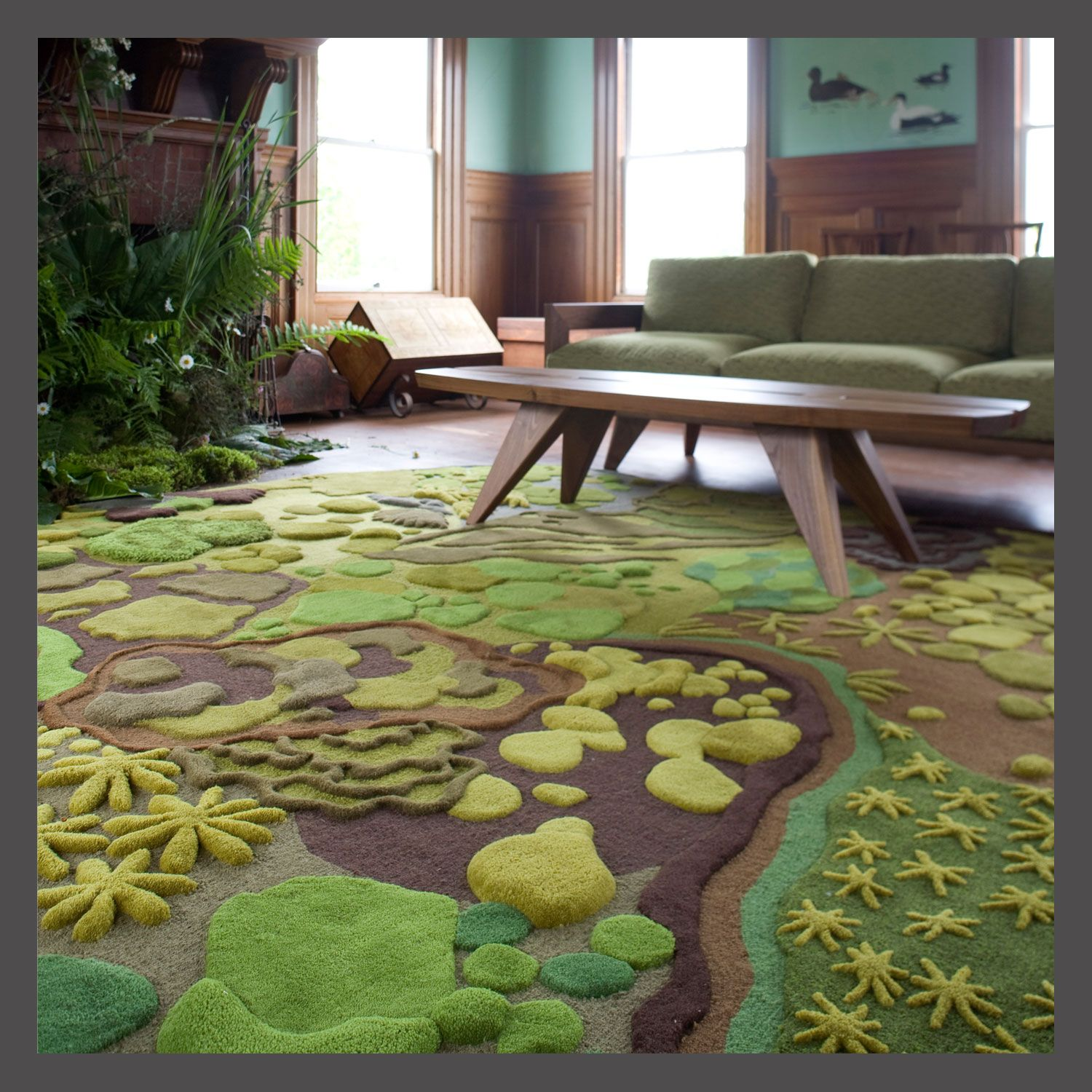 21 Cool Rugs That Put The Spotlight On Floor Crafts