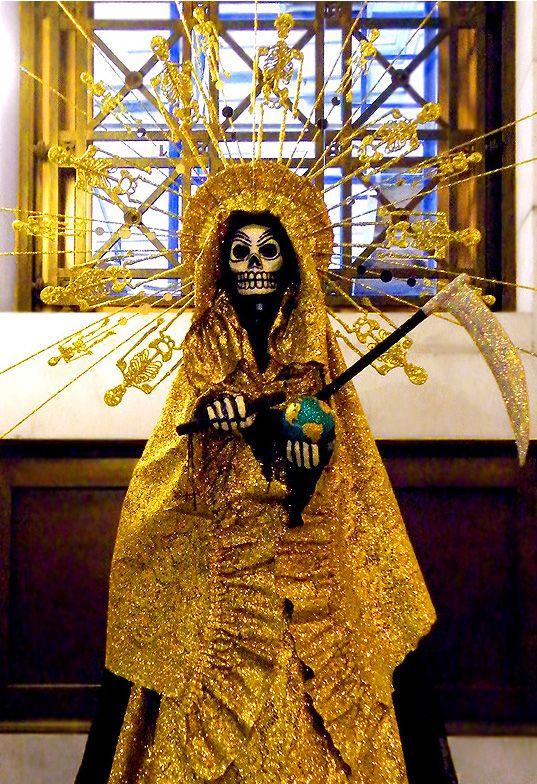 Mictlancihuatl is the Aztec goddess of the underworld ...