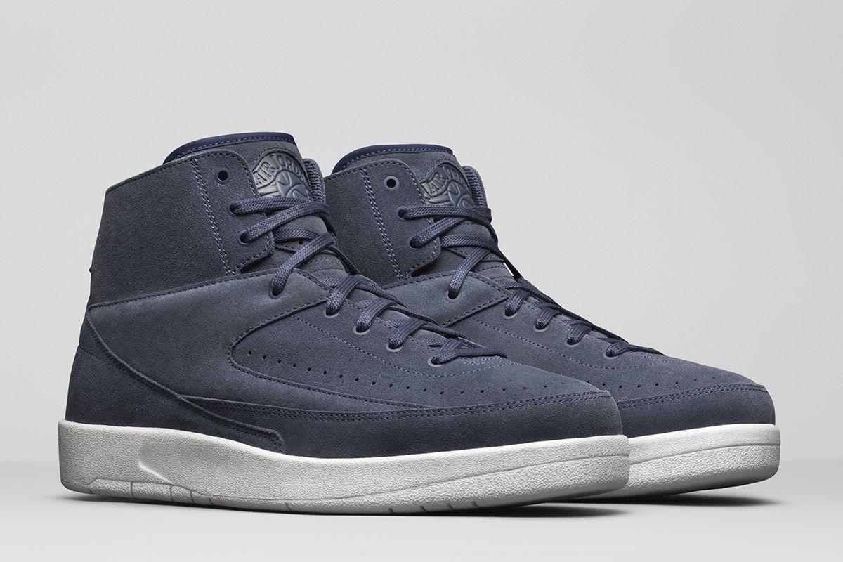 Air Jordan 2 Decon Jordan Brand Fall Nine Sneaker