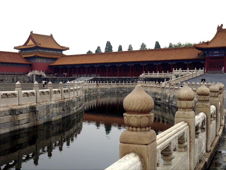 Voyage En Chine Nowmadz Tour Du Monde Voyage En Chine Chine Cite Interdite