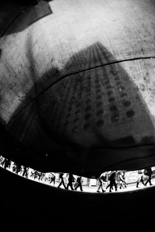 Benson Tsang, 黑影