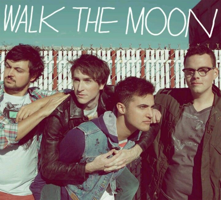 Walk The Moon Lover Of Music Pinterest Moon Soundtrack And Books