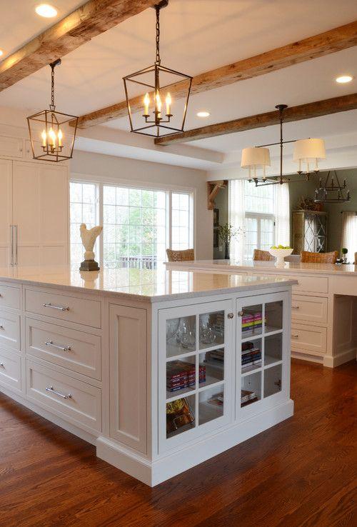 Massachusetts Family Home Tour  Country Living Country Interior Brilliant Kitchen Design Massachusetts Inspiration Design