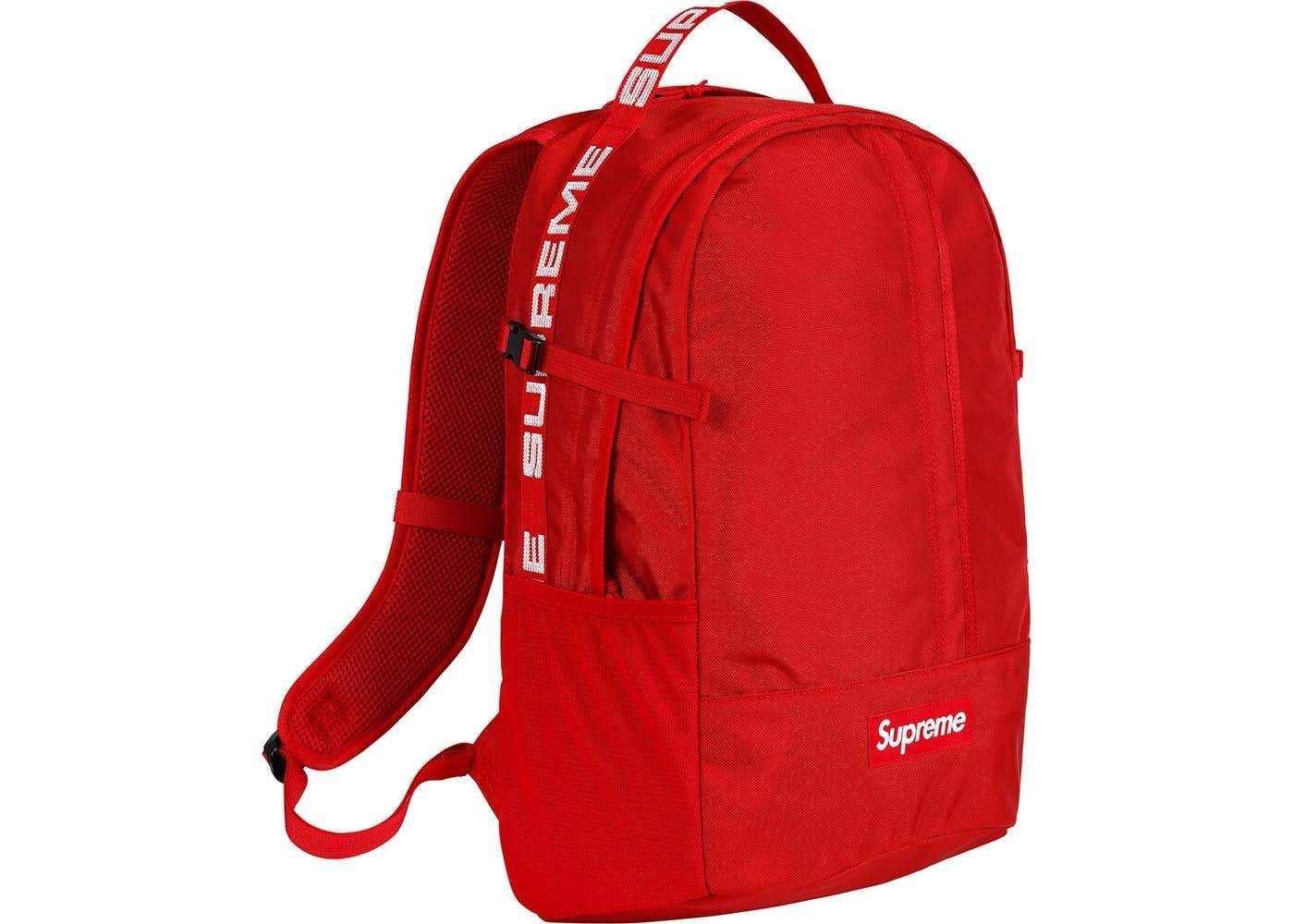 4d94a804ece2 Supreme SS18 Backpack