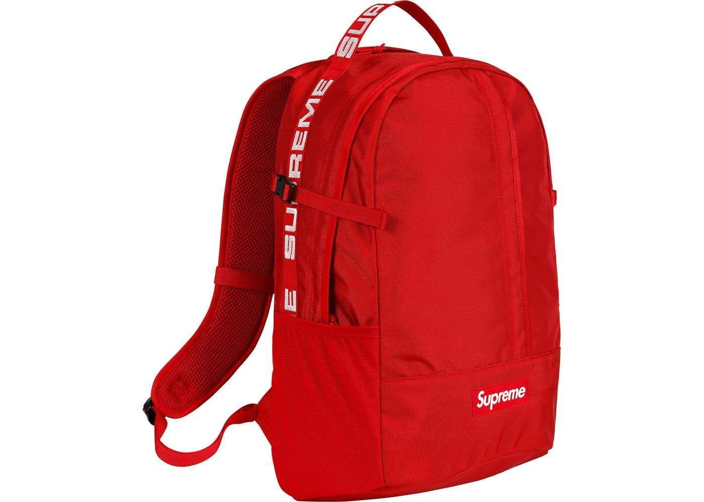 1d3226a152 Supreme SS18 Backpack | Boys Bedroom Ideas | Supreme backpack ...