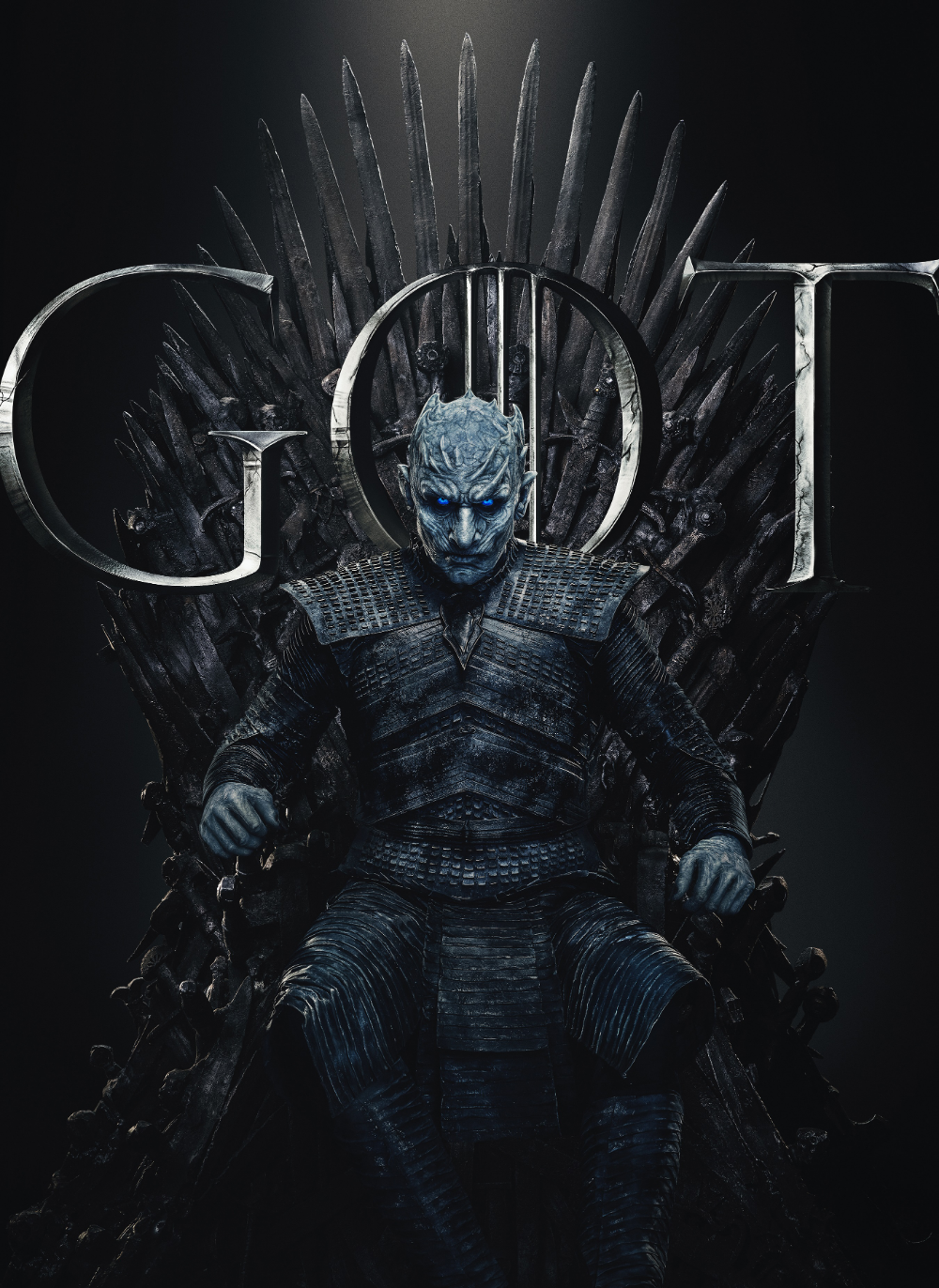 Game Of Thrones Season 8 Night King Poster Culture Posters 20 Off Night King Gaming Wallpapers Hd Fantasy Novels