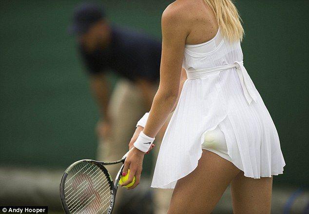 Nike In Flap At Skimpy Wimbledon Kit As Manufacturer Recalls Dresses White Tennis Dress Tennis Dress Wimbledon Dress Code