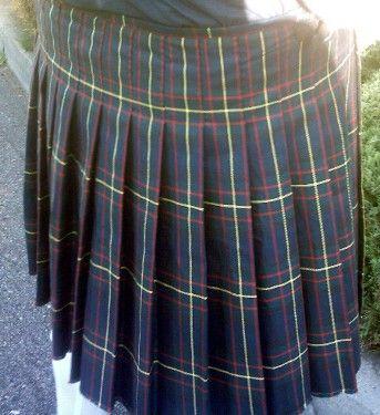 How To Make Kilt Pleats Pattern | Scottish kilts, Kilts and Patterns