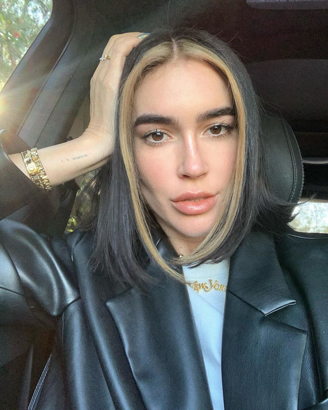 Brittany Xavier On Instagram Chunky Highlights Or None Pls Color By My Fave Dell Miller In 2020 Hair Inspo Color Hair Color Streaks Aesthetic Hair