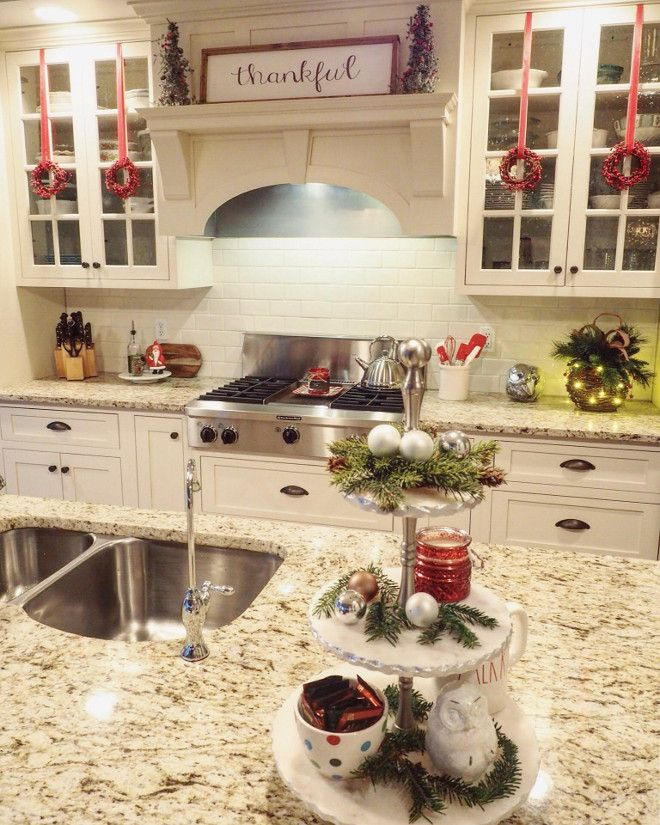 New 2016 Christmas Decorating Ideas Christmas Kitchen Decor