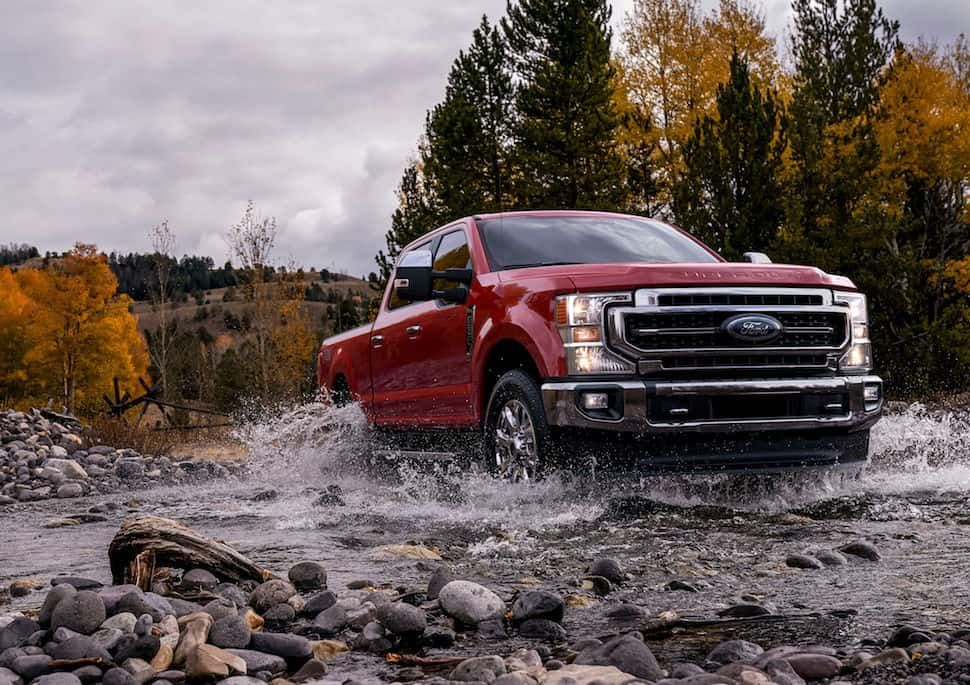 2020 Ford Super Duty Preview & Major Changes Arriving