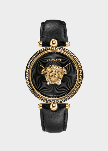 2897ef2aae Black Palazzo Empire Watch for Women | US Online Store | Versace in ...