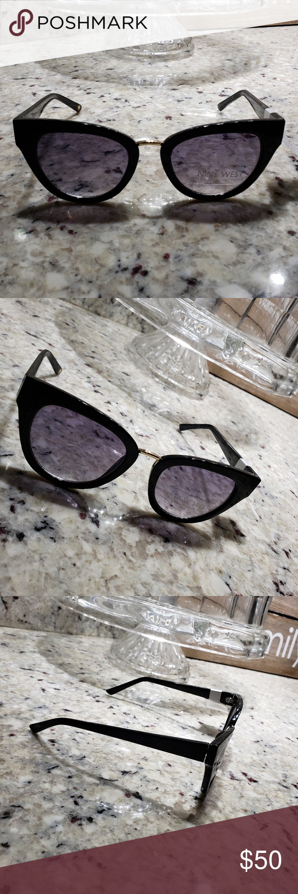 0ba81c684f Nine West Sunglasses 🌟Host Pick! Cat-Eye Shaped Frame