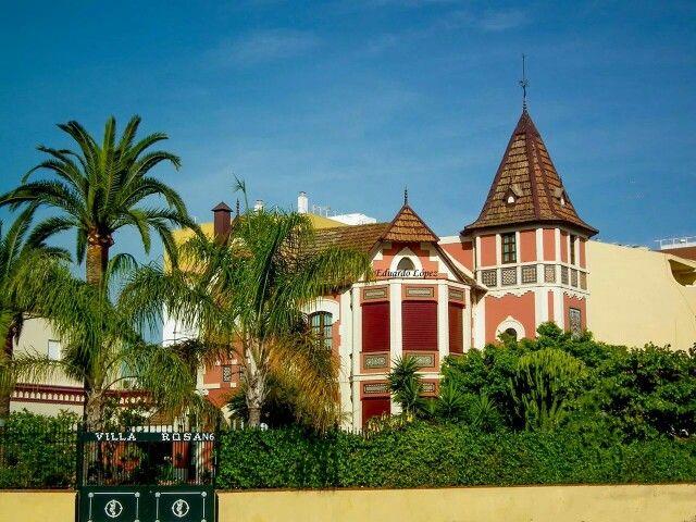 Villa Rosa Sanlucar De Barrameda Cadiz Villas Casas House