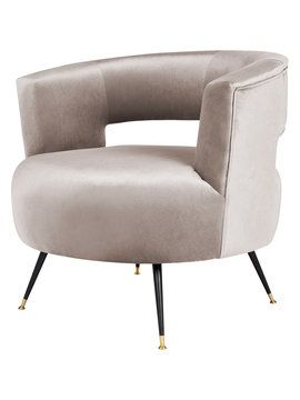 Manet Retro Mid-Century Accent Chair from Furniture for Her on Gilt