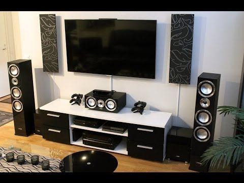 Onkyo Surround Sound Hook up