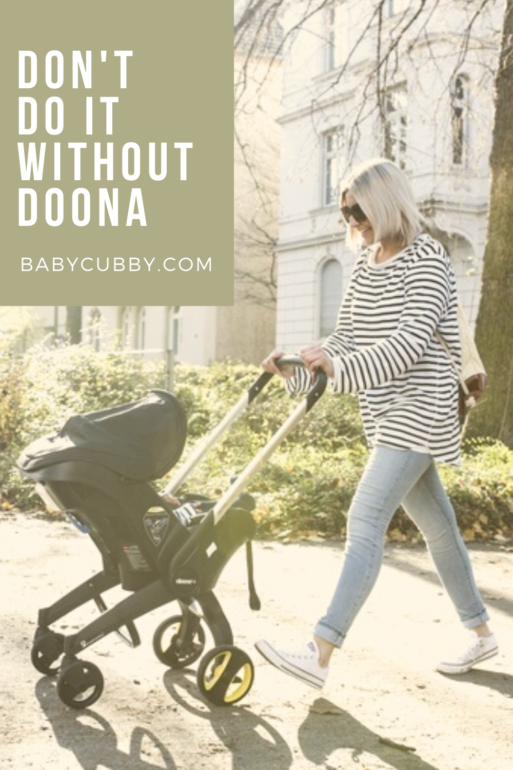 Don't Do It Without Doona The Baby Cubby Community Blog