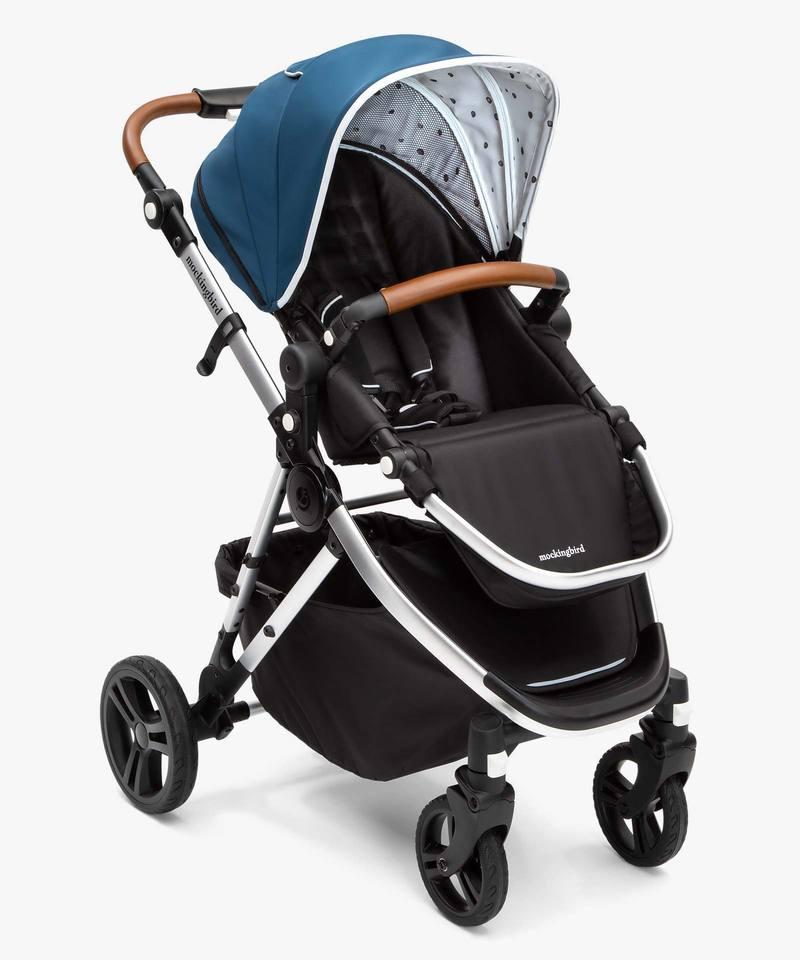 Single Stroller Full size stroller, Stroller, Baby strollers
