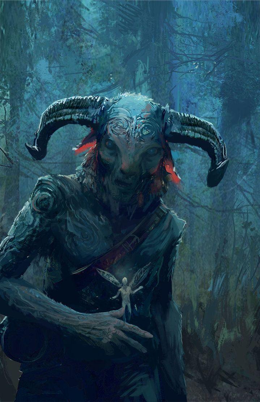 Pan's Labyrinth2 by ~beniek on deviantART