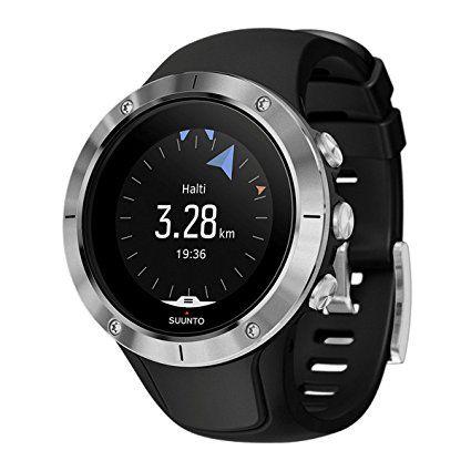Suunto Spartan Trainer Wrist Hr Steel Multisport Gps Watch Unisex 10h Battery Life Waterproof To 50m Wrist Heart R Suunto Watch Gps Watch Watches For Men