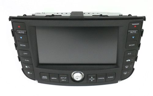 2004-06 Acura TL Factory OEM Navigation Display Screen Part Number 39050-SEP-A4 #displayscreen