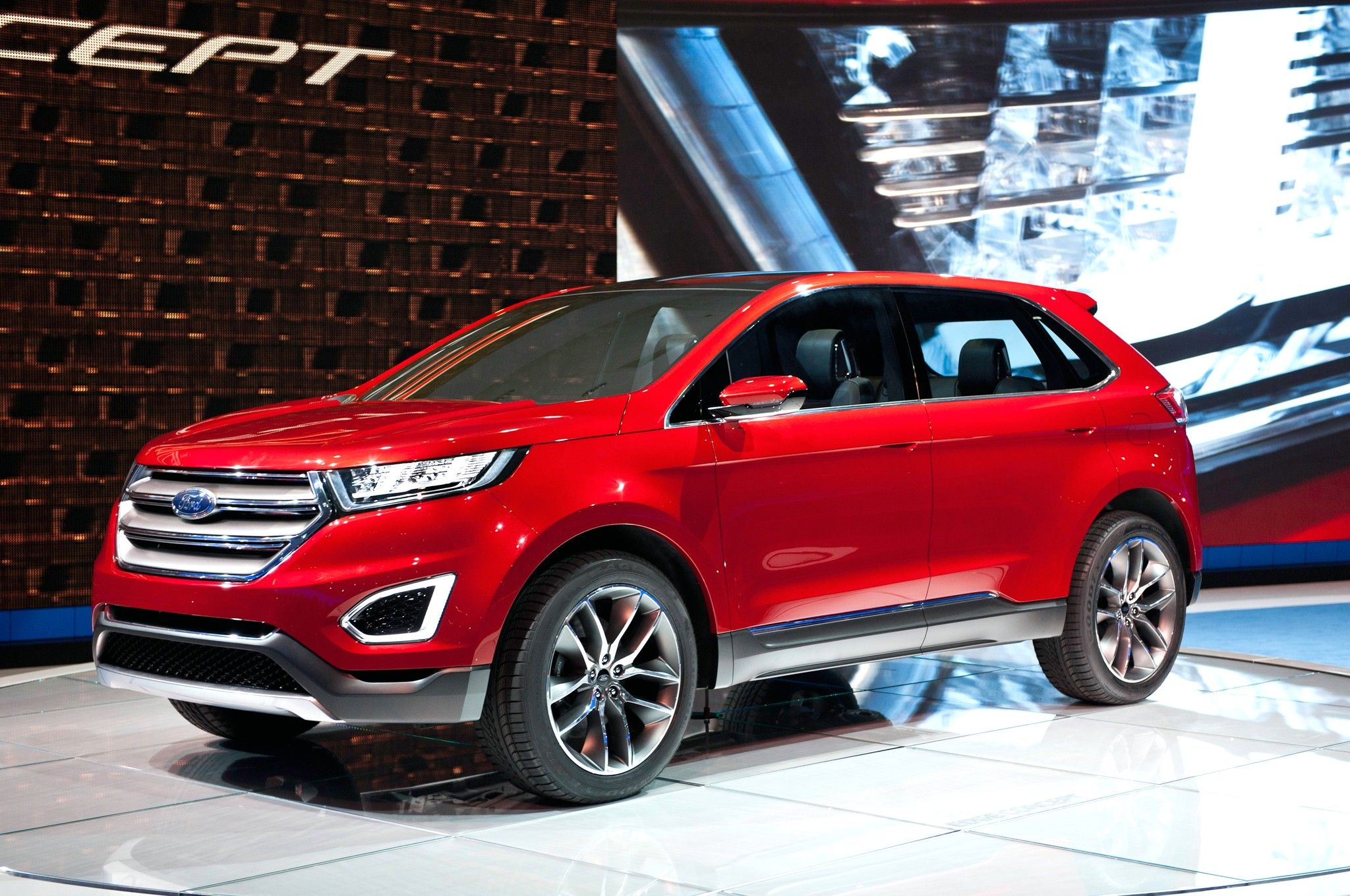2016 Ford Edge Changes Applied Future Cars Models Ford Edge 2016 Ford Edge New Ford Edge
