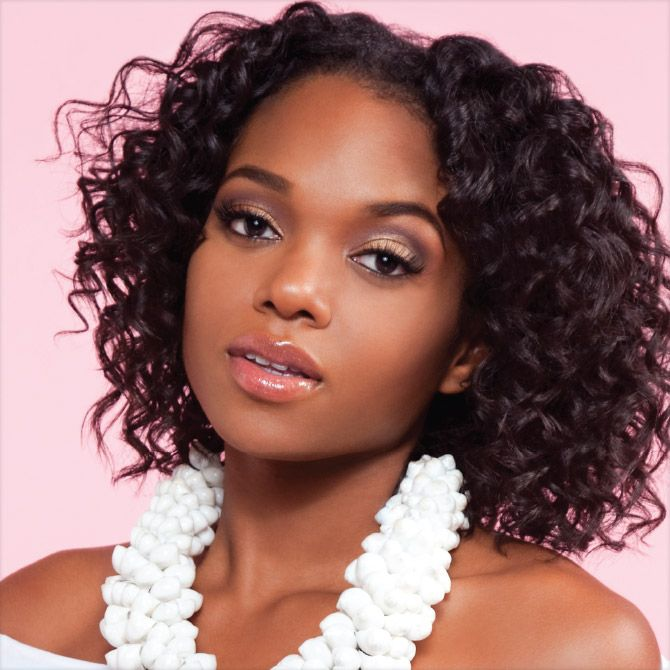 spiral curls natural hair black