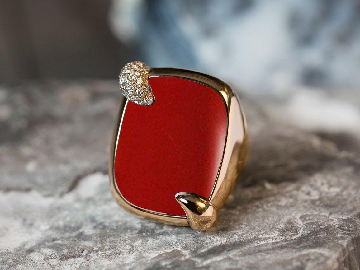 Pin by Amalia Kale on ,coral & Diamohd. & Amazihg | Coral ...